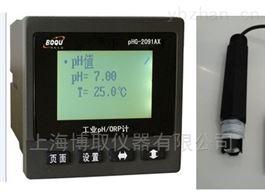PHG-2091AX测石灰水石膏浆液的平头PH计