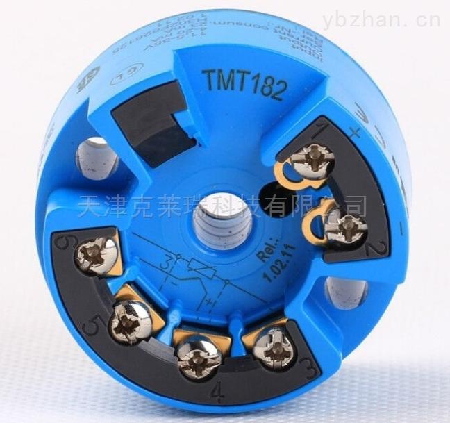 原装进口E+H TMT182温度变送器
