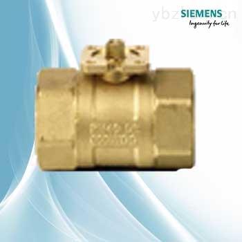 西門子VAI61.50-63電動球閥