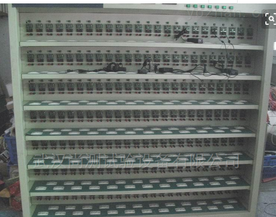 单相电能表老化车