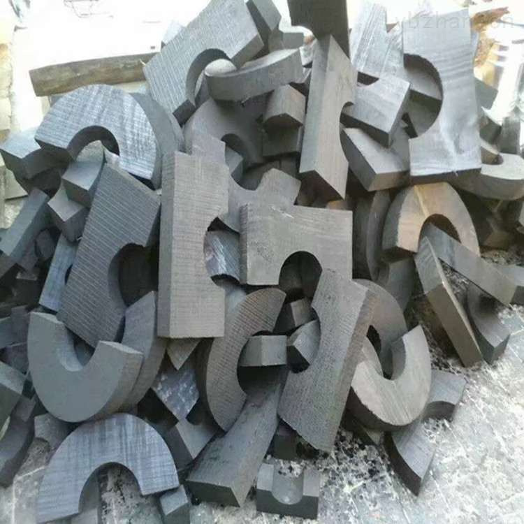 保冷垫木加工定做异形保冷垫木