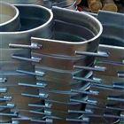 管道安装用垫木铁卡
