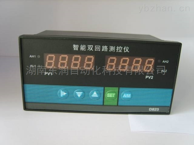 智能双回路测控仪