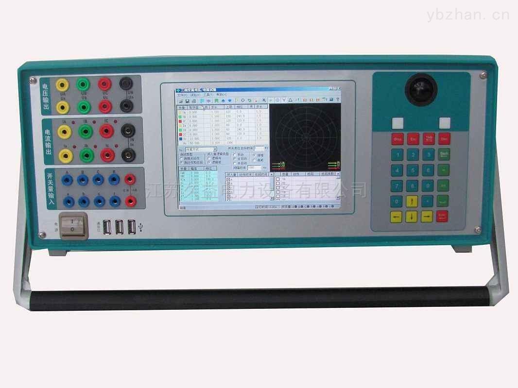 800D光数字继电保护测试仪