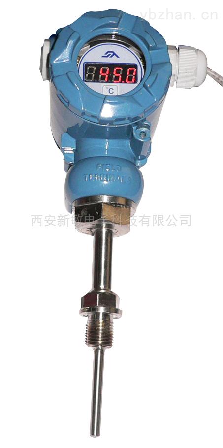 西安新敏电子厂价供应SBXW工业数显防爆一体化温度变送器4-20mA