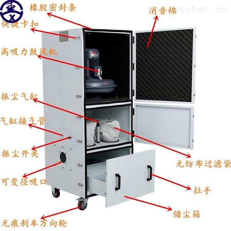 磨床吸塵器 磨床集塵器