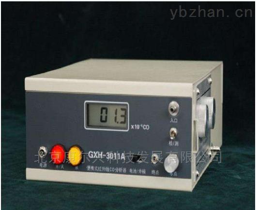 一氧化碳氣體分析儀原理