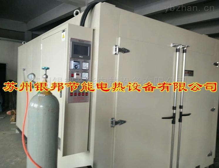 大型台车式烘烤箱 金属钢铁件热处理烘烤箱 电加热轨道式台车烘烤箱