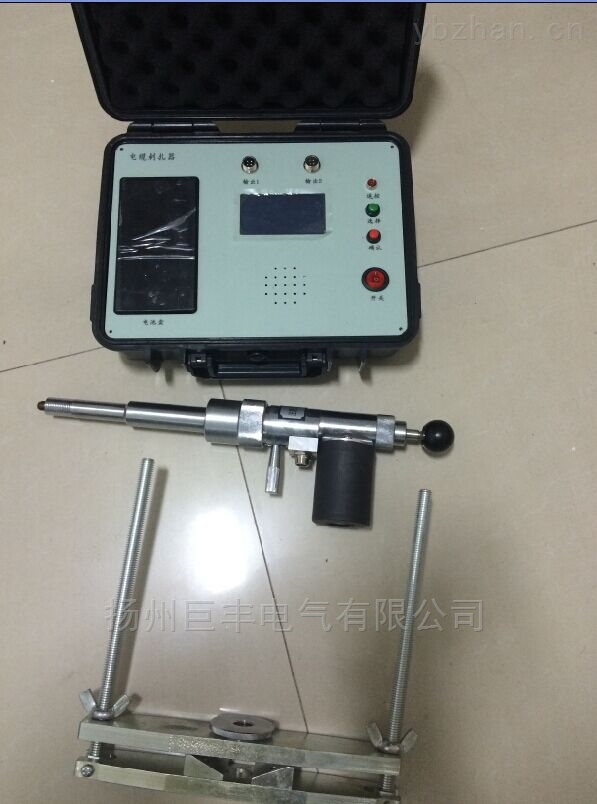 手持式彩屏电缆故障测试仪