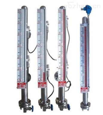 保溫型磁翻板液位計原理