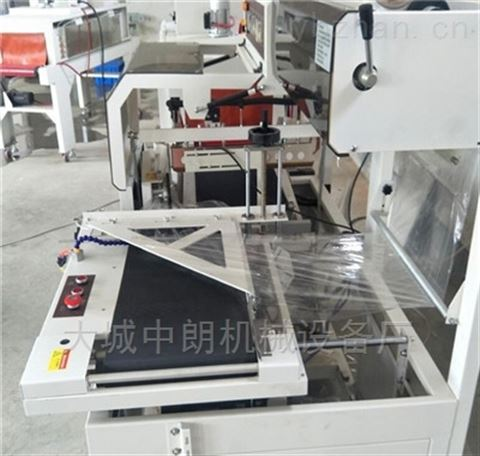 北京组合型瓶装水包装机 热缩膜L型封切机