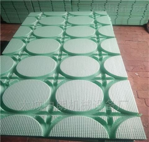 甘肃水暖炕模板 电暖炕保温板改炕凹槽模块