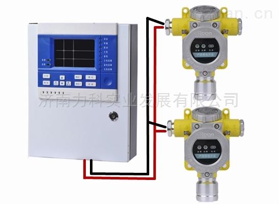 乙醇泄露報警器 氣體濃度探測器 LCD濃度顯示