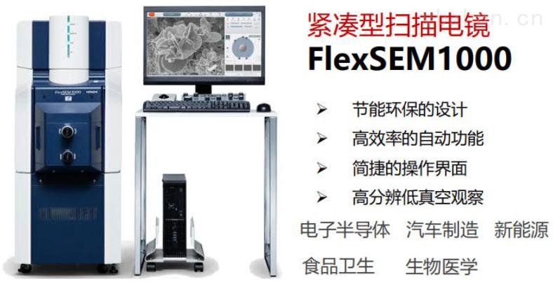 FlexSEM1000-日立扫描电镜FlexSEM1000