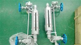 SF304 sf303厂家供应广东沈阳SF304/SF303碳钢石英双色玻璃管液位计