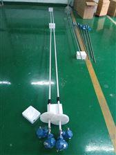 供应强腐蚀硝酸氯液304衬四氟(F46)高精度液位计