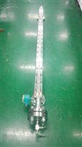 UHF-10CDH6供应沈阳辽宁油田设备高压10MPA磁翻板液位计配套磁效应液位变送器