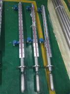 廠家供應陜西銅川寶雞頂裝雙色磁翻柱液位計
