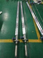 廠家供應西安咸陽高陵頂裝雙色磁翻柱液位計