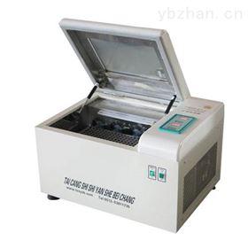 臺式冷凍恒溫振蕩器