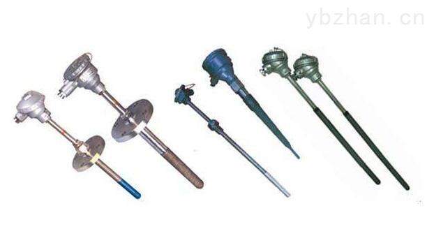耐磨铠装热电阻
