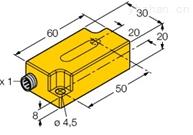 说明德国TURCK倾角传感器BI8U-Q08-AP6X2