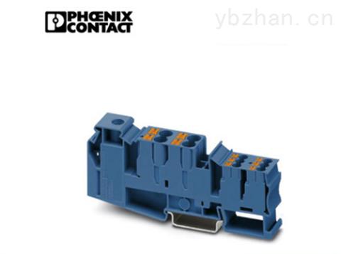 直插式蓝色 PTU35/4X6/6X2,5BU