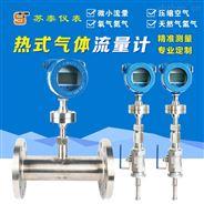 LRS型热式气体质量流量计  插入式流量表