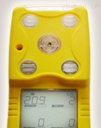 氣體檢測器特征