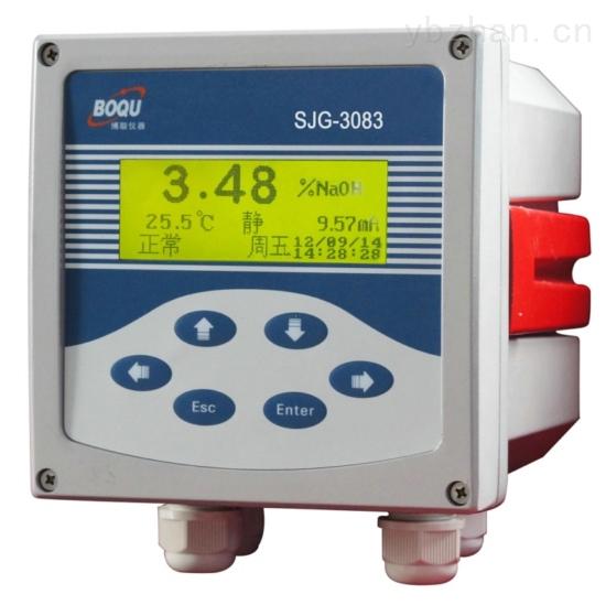 酸洗液浓度计 ,再生液酸碱浓度分析仪