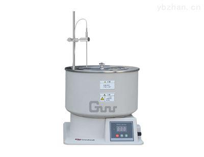 HWCL-5厂家直销集热式恒温磁力搅拌器,放置5L烧瓶