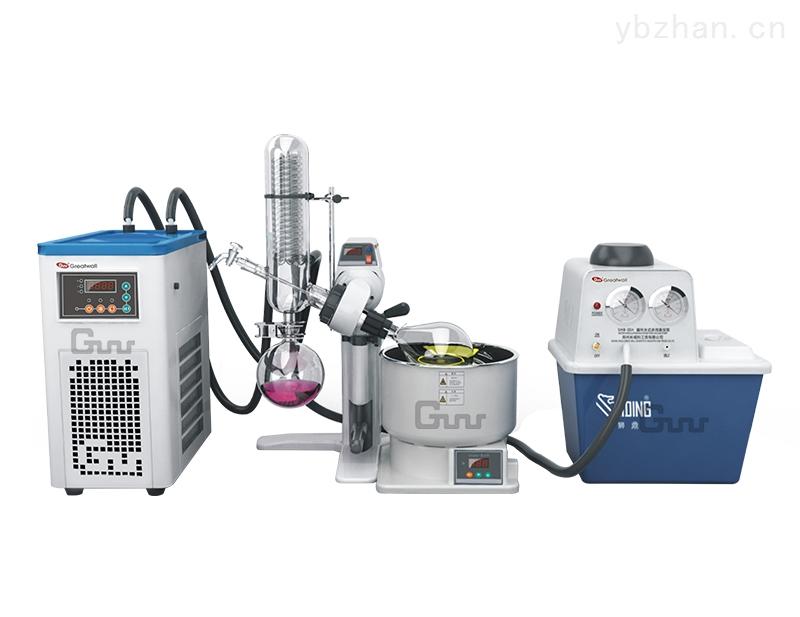 R-1001VN旋转蒸发仪的使用