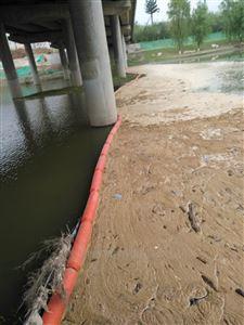 城区河道拦污浮筒