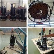 潜水吸沙泵-港口泥沙泵-河道清淤泵