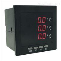 奥宾多功能数显三相电压表AOB394Z-8X4-3U