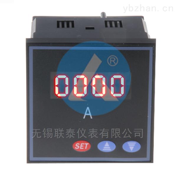 SX80J-ACI 數顯可編程單相交流電流表
