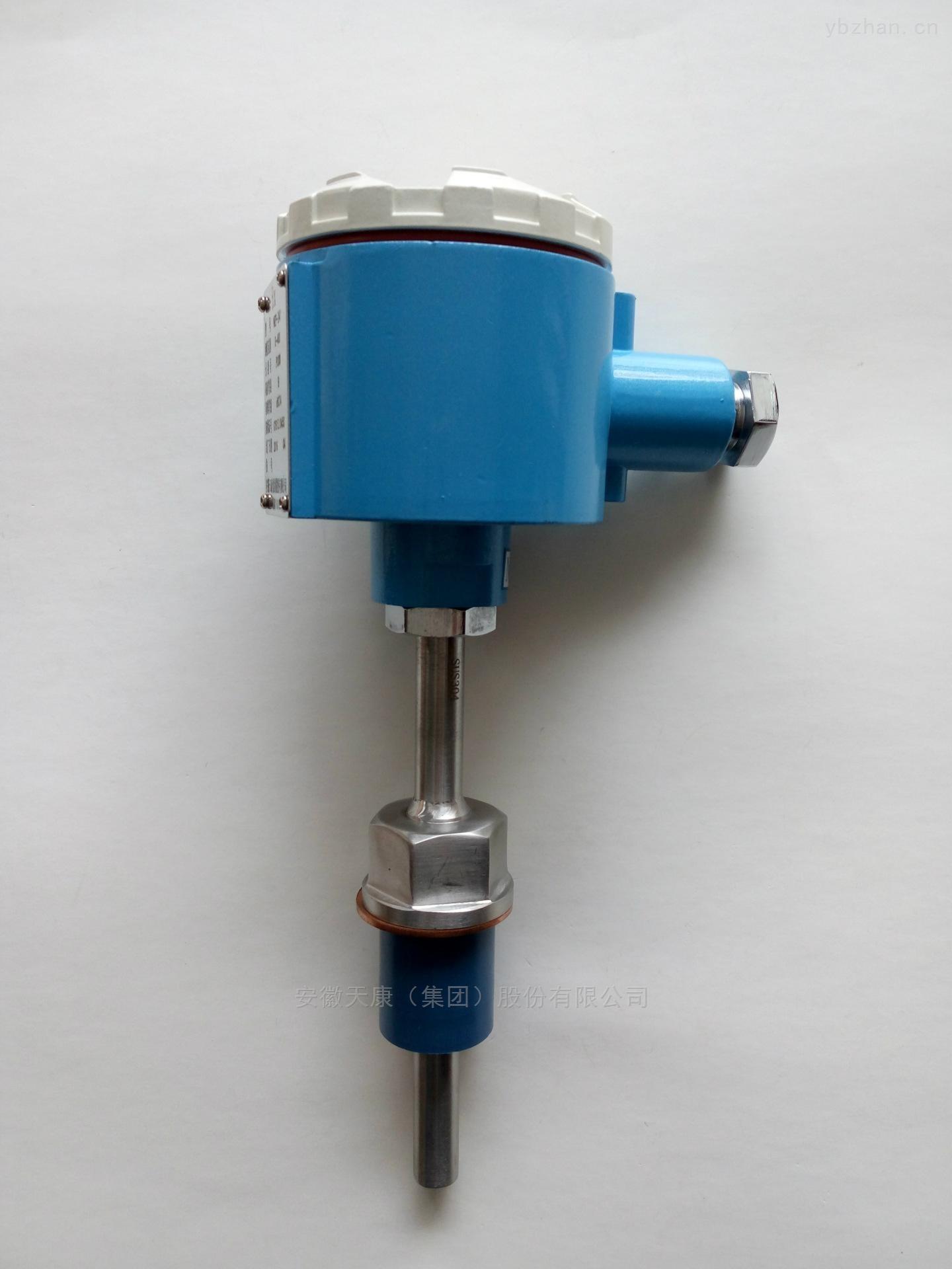 铠装热电阻原理