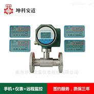 高精度灌装专用液体涡轮流量计厂家直销