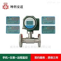 KLWGY高精度灌装专用液体涡轮流量计厂家直销