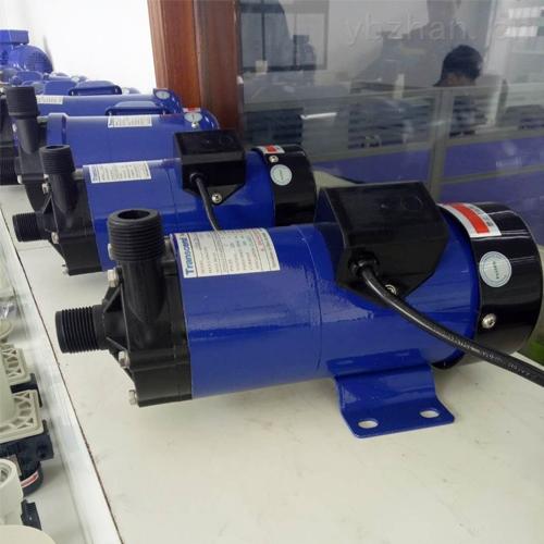 創升解析使用小型磁力泵時為何有噪音
