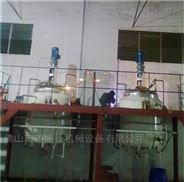 山東裂解硅油設備 廢硅膠裂解電加熱反應釜