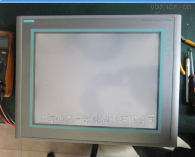 西门子TP1500B显示条纹维修