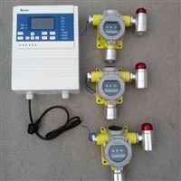 化工车间氢气浓度探测器 氢气泄露报警器