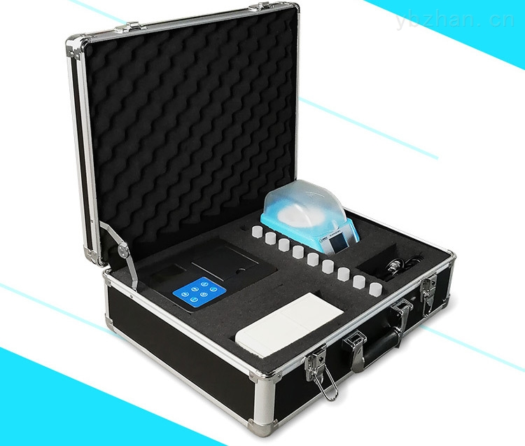 HG-SZ-408B-組合型多參數四合一水質分析儀
