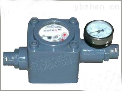 矿用高压注水流量计 型号:AJ04-MSJ-E
