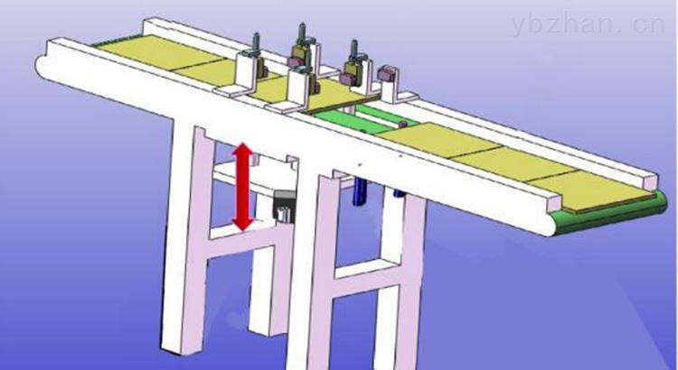 铝板自动化平面度测量仪