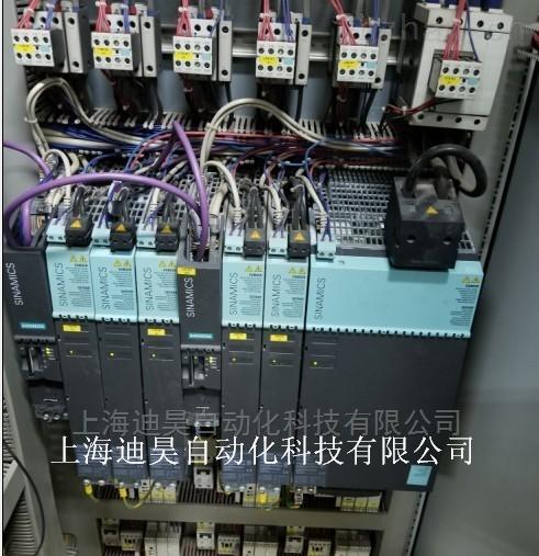 西门子S120轮廓监控报警维修