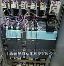 SIEMENS802DSL轴缺少使能报警故障维修