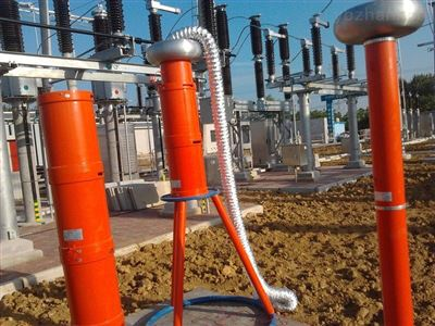 75kVA 10KV变频串联谐振耐压试验装置