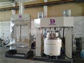 供应宁夏300L强力分散机 中性玻璃胶生产线